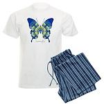Samadhi Butterfly Men's Light Pajamas