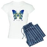 Samadhi Butterfly Women's Light Pajamas