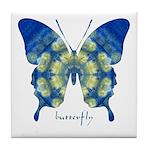 Samadhi Butterfly Tile Coaster