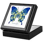 Samadhi Butterfly Keepsake Box
