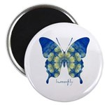 Samadhi Butterfly Magnet