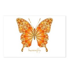 Precious Butterfly Postcards (Package of 8)