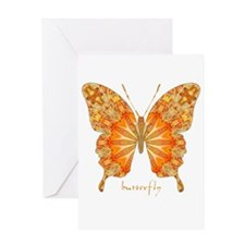 Precious Butterfly Greeting Card