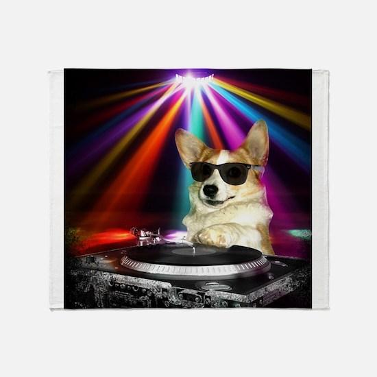 DJ Dott Throw Blanket