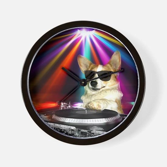 DJ Dott Wall Clock
