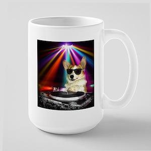 DJ Dott Large Mug