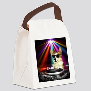 DJ Dott Canvas Lunch Bag