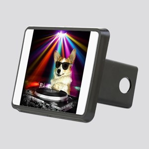DJ Dott Rectangular Hitch Cover