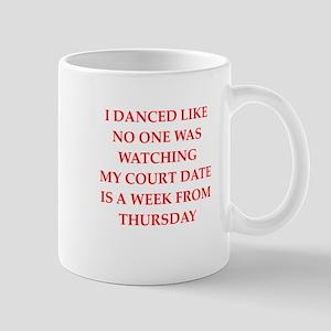 dancing Mug