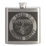 Nocturnals Local 23 Monster Society Flask