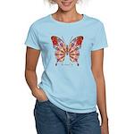 Ambitious Butterfly Women's Light T-Shirt