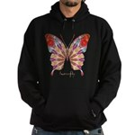 Ambitious Butterfly Hoodie (dark)