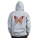 Ambitious Butterfly B Zip Hoodie