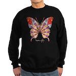 Ambitious Butterfly Sweatshirt (dark)