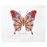 Ambitious Butterfly King Duvet
