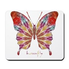 Ambitious Butterfly Mousepad