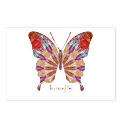 Ambitious Butterfly Postcards (Package of 8)
