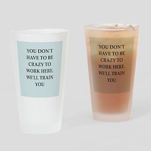 WORK2 Drinking Glass