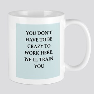 WORK2 Mug