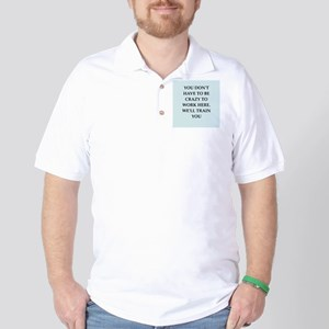 WORK2.png Golf Shirt