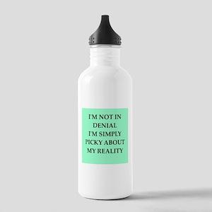 denial Stainless Water Bottle 1.0L