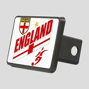England Soccer Rectangular Hitch Cover