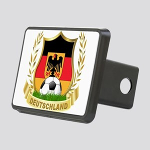 germany a Rectangular Hitch Cover