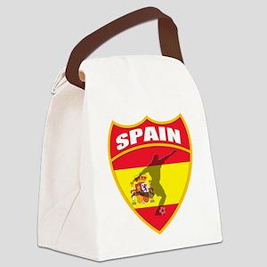 spain Canvas Lunch Bag