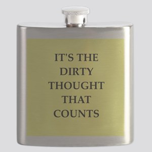 dirty mind Flask