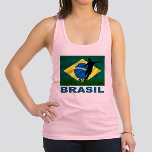 Brazil Racerback Tank Top