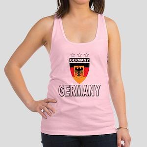 germany soccer Racerback Tank Top