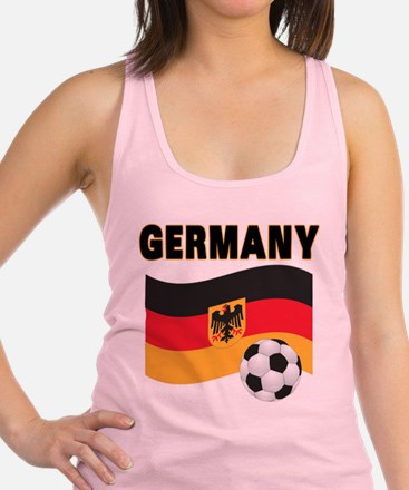germany soccer.png Racerback Tank Top