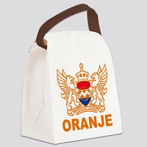 NETHERLANDS E Canvas Lunch Bag