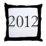 Graduation Year Throw Pillow