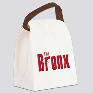 The Bronx(blk) Canvas Lunch Bag