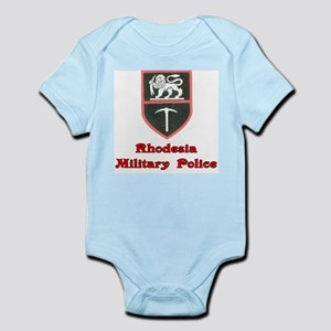 Rhodesia Military Police Infant Bodysuit