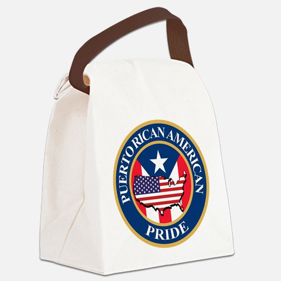 puerto rico.png Canvas Lunch Bag