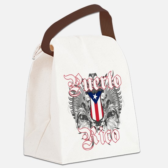 PR shield.png Canvas Lunch Bag