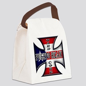 Warned you about T-Shirt Canvas Lunch Bag