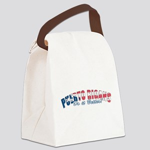 Puerto Ricans do it better Canvas Lunch Bag