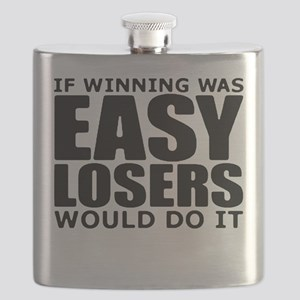 Easy Losers Flask