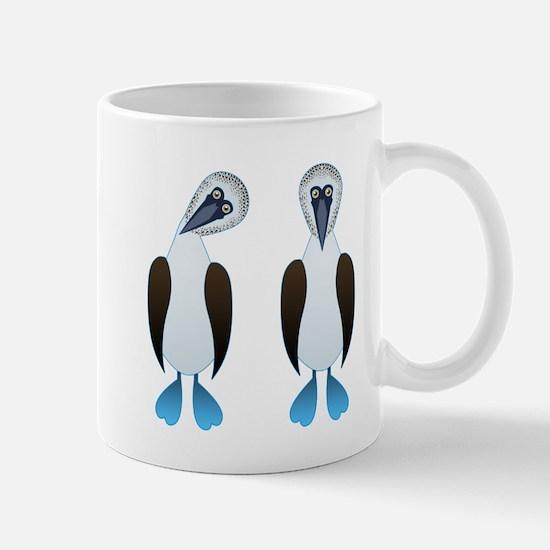 Pair of Boobys Mug