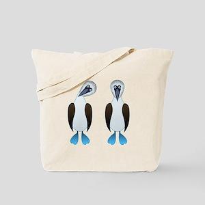 Pair of Boobys Tote Bag