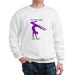 Gymnastics Sweatshirt - Work Ethic