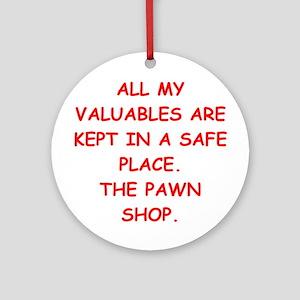 pawn shop Ornament (Round)