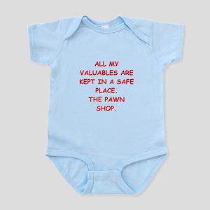 pawn shop Infant Bodysuit