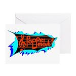 Poppermost Breakthru Greeting Cards (10 pk)
