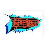 Poppermost Breakthru Postcards (8 pk)