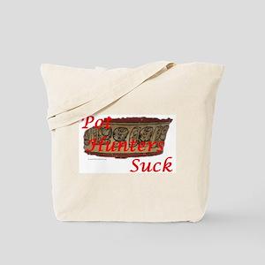 Pot Hunters Suck - Maya bowl Tote Bag