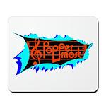 Poppermost Breakthru Mousepad
